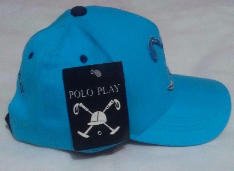 Boné Polo Play Original - Duque De Caxias aee2cababe56c