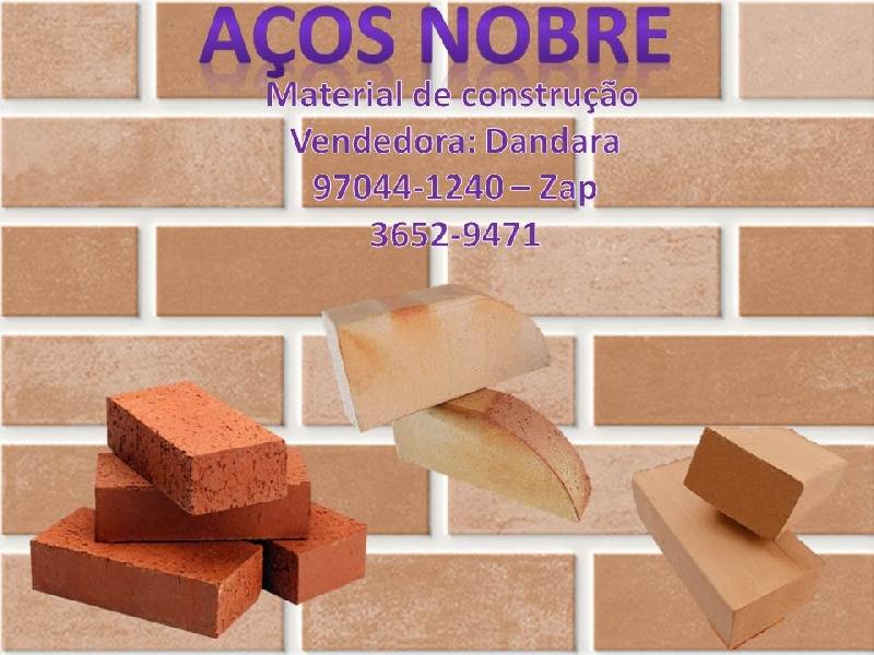 Tijolo Maciço - Aços Nobre - Duque De Caxias, Rj - Zip Anúncios 12961ce4c1