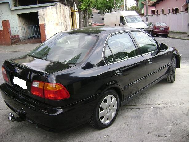 Honda Civic Lx 2000   Muito Novo   Raridade   Santo Andre, Sp   Zip Anúncios