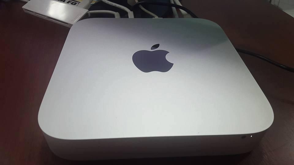 Mac Mini 2012 - Core I7, 16gb Ram, 120gb Ssd, 1 Tb Hd - São Paulo